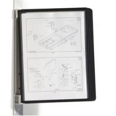 Leggio Vario  Magnet Wall - 5 pannelli Sherpa  inclusi - Durable