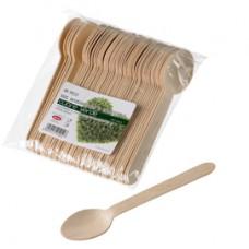 Cucchiai in legno - 16 cm - Leone - conf. 48 pezzi