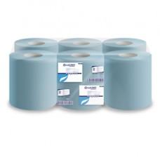Bobina ascigamani Strong Blue 135 - 450 strappi - lunghezza rotolo 135 mt - Lucart