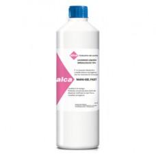Gel igienizzante mani Fast - flacone 1 L - Alca