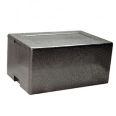 Cassa termica - in polipropilene espanso - per il trasporto alimenti - 61x43x28,5 cm - Cuki Professional