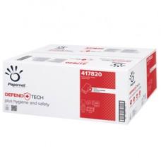 Asciugamani piegati a V Defend Tech - Papernet - pacco 210 pezzi