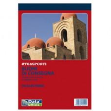 Blocco buoni di consegna - 50/50 copie autoric. - 21,5 x 14,8 cm - DU164570000 - Data Ufficio