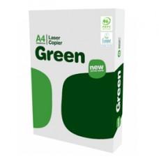 Carta bianca GREEN Laser Copier - A4 - 75gr - risma da 500 fogli - ordine drop max 25 risme