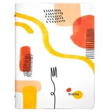 PortamenU' linea Spaghetti -  A4 - 24,6x31,6 cm - bianco - Stilcasa