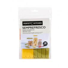 Pinze chiudi pacco Semprefresco - Perfetto - set 10 pezzi