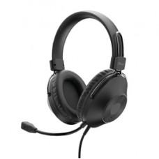 Cuffie con microfono over-ear HS-250 - Trust