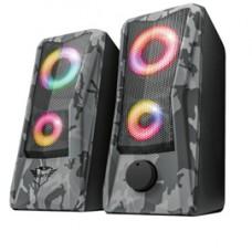 Set altoparlanti 2.0 RGB GXT606 - illuminato - Trust