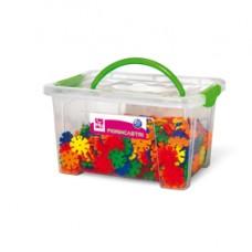 Fiorincasteri in plastica - colori assortiti - CWR - conf. 420 pezzi