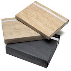 Cartella portaprogetto Colorosa Wood - 29x34 cm - dorso 7 cm - colori assortiti - Ri,Plast