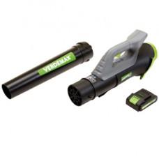Soffiatore assiale a batteria SA20 - Verdemax