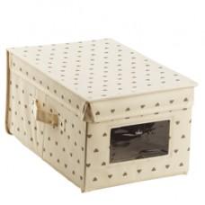 Scatola per indumenti King Box - 24 x 36 x 19 cm - King Collection
