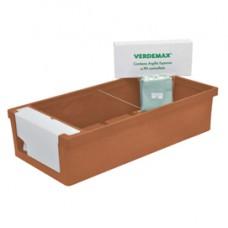 Kit Orto urbano - 115 x 58 x28 cm - terracotta - Verdemax