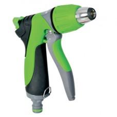 Pistola per irrigazione a spruzzo regolabile - in alluminio - Verdemax