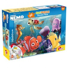Puzzle Maxi ''Disney Nemo'' - 60 pezzi - Lisciani