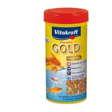 Mangime Gold Premium per pesci rossi - 250 ml - Vitakraft