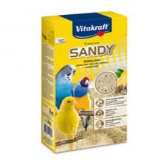 Sabbia per uccellini Sandy - 2,5 kg - Vitakraft