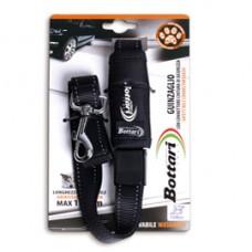Guinzaglio con connettore cintura di sicurezza - Bottari