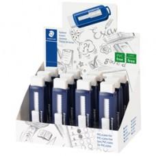 Gomma a scorrimento Eraser - involucro blu - Staedtler