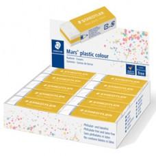 Gomma Mars  Plastic - giallo oro - Staedtler