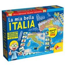 Geopuzzle ''La mia bella Italia'' I'm a Genius - Lisciani
