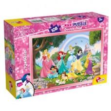 Puzzle Maxi ''Princess Rainbow World'' - 108 pezzi - Lisciani