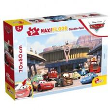 Puzzle Maxi ''Disney Cars'' - 24 pezzi - Lisciani