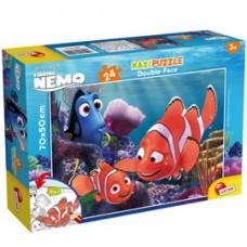 Puzzle Maxi ''Disney Nemo'' - 24 pezzi - Lisciani