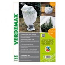 Cappuccio di protezione .- per piante - TNT - 17 g - 1 x 1,6 mt - Verdemax - conf.3 pezzi