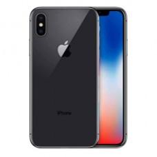 Apple - iPhone - X - silver