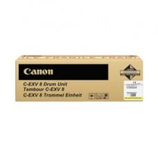 Canon - Tamburo - Giallo - 7622A002 - 25.000 pag