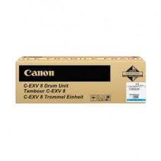 Canon - Tamburo - Ciano - 7624A002 - 25.000 pag
