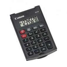 Canon - Calcolatrice - tascabile - AS8HB