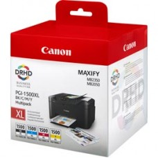 Canon - Cartucce ink - C/M/Y/K - 9182B004 - C/M/Y  12ml cad / K 34,7ml
