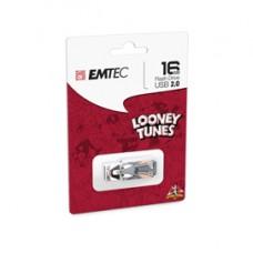 Emtec - Memoria Usb 2.0 - Bugs Bunny - ECMMD16GM752L104 - 16GB