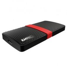 Emtec -SSD 3.1 Gen2 X200 Portable - ECSSD256GX200 - 256GB