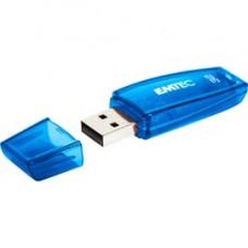 Emtec - Memoria Usb 2.0 - Blu - ECMMD32GC410 - 32GB