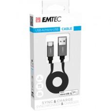 Emtec - Cavo USB-A to Micro-USB T700 - ECCHAT700MB