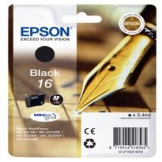 Epson - Cartuccia ink - 16 - Nero - C13T16214012  - 5,4ml