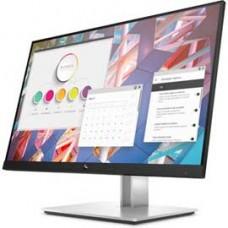 Hp- Monitor E24 G4 - 23.8'' ips FHD - 16:9 - black/silver - 9VF99AT