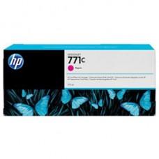 Hp - Cartuccia Ink - 771C - Magenta - B6Y09A - 775 ml