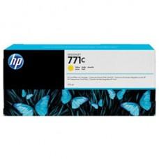 Hp - Cartuccia Ink - 771C - Giallo - B6Y10A - 775 ml