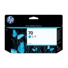 Hp - Cartuccia ink - 70 - Ciano - C9452A - 130ml