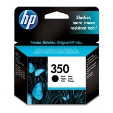 Hp - Cartuccia ink - 350XL - Nero - CB336EE - 860 pag