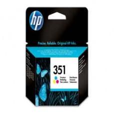 Hp - Cartuccia ink - 351 - C/M/Y - CB337EE - 170 pag