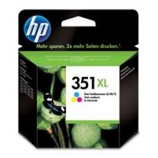 Hp - Cartuccia ink - 351XL - C/M/Y - CB338EE - 580 pag