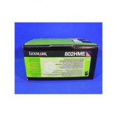 Lexmark - Toner - Magenta - 80C2HME - 3.000 pag