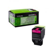Lexmark - Toner - Magenta - 80C2SME - 2.000 pag