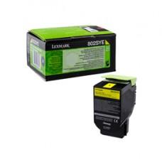 Lexmark - Toner - Giallo - 80C2SYE - 2.000 pag
