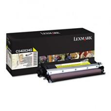 Lexmark - Developer unit - Giallo - C540X34G - 30.000 pag